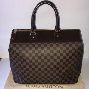Authentic Louis Vuitton damier ebene Greenwich bag
